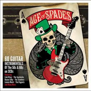 Ace Of Spades / 60 Guitar Instrumentals