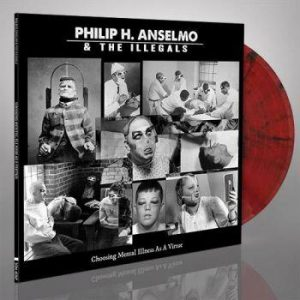 Anselmo Philip H & The Illegals: Choosing. (Red)