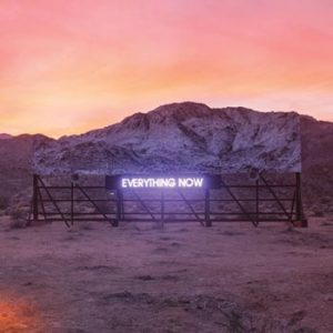 Arcade Fire: Everything now 2017 (Day version)
