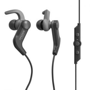 KOSS Hörlur BT190i In Ear Mic Svart