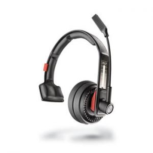 PLANTRONICS VOYAGER 104 Mono Headset On-Ear Trådlös Svart 209797-99