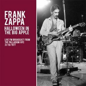 Zappa Frank: Halloween in the big apple 1977