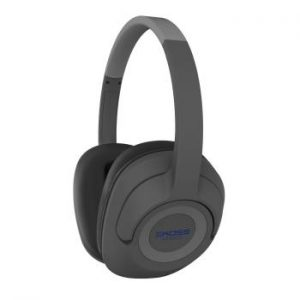 KOSS Hörlur BT539iK Bluetooth Over-Ear Svart Mic