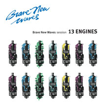 13 Engines: Brave New Waves Session