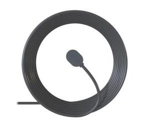 Arlo Ultra Outdoor Magnetic Charging Cable Black