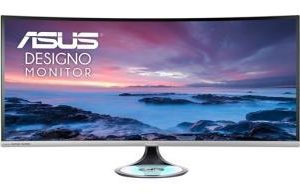 """LCD ASUS 37.5"""" Designo MX38VC 2300R Curved 3840x1600p IPS 75Hz"""