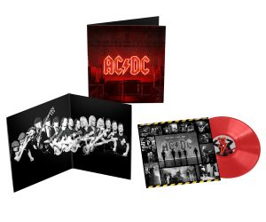 AC/DC: Power up (Red)