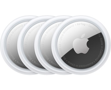 Apple AirTag - 4 pack