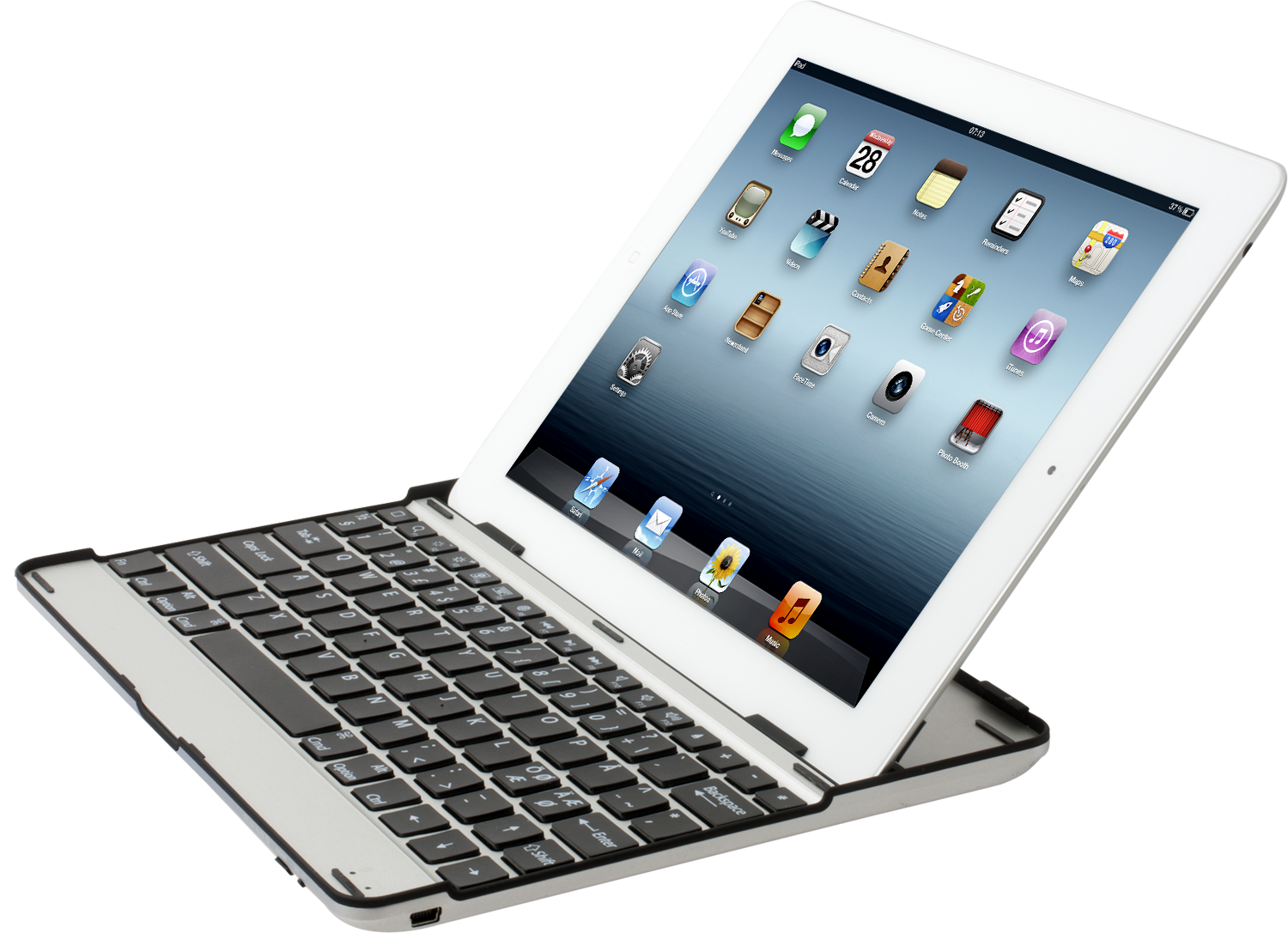 how to connect bluetooth keyboard to ipad