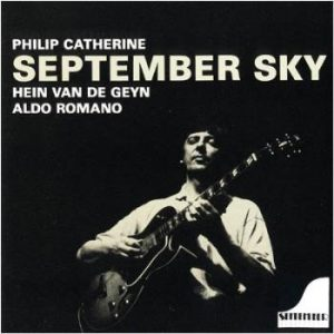 Catherine Philip;September Sky