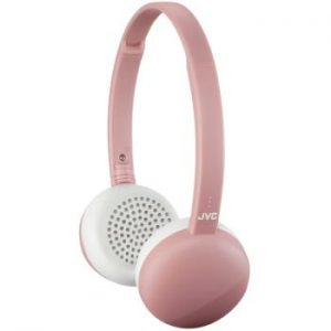 JVC Hörlur S20BT On-Ear Bluetooth Rosa
