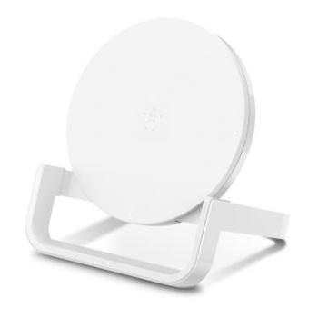 Belkin Boost Up Qi Wireless Charging Stand 10W /White