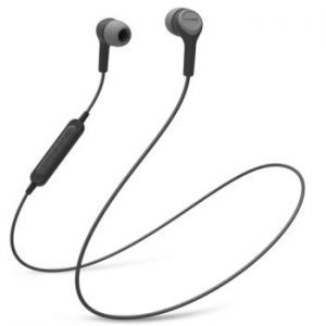 KOSS Hörlur BT115i Svart In-Ear Mic remote