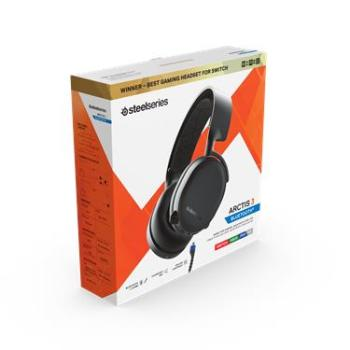SteelSeries Arctis 3 (2019 Edition) Headset Bluetooth /Black 61509