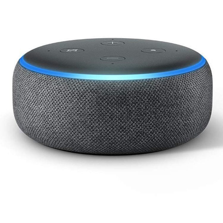 Amazon Echo Dot Gen 3 Smarta hem-controller