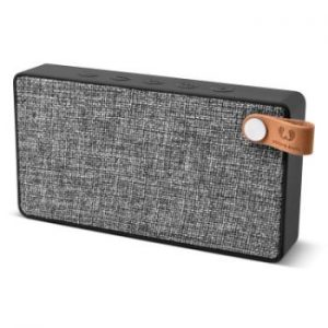 Fresh N Rebel Rockbox Slice Concrete Black
