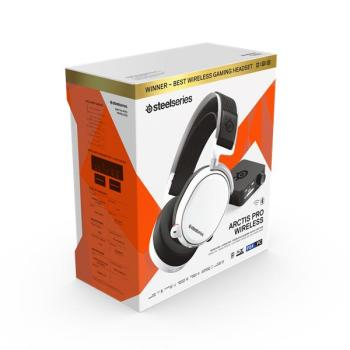 SteelSeries Arctis Pro Wireless White 61474