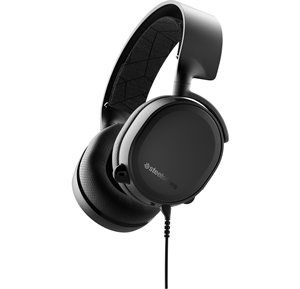 SteelSeries Arctis 3 Gaming Headset Black (2019 Edition)