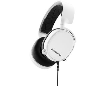 SteelSeries Arctis 3 Gaming Headset White (2019 Edition)