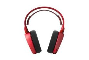 SteelSeries Arctis 3 Headset Solar Red 61435