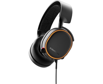 SteelSeries Arctis 5 Gaming Headset Black (2019 Edition)