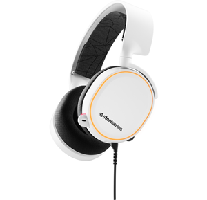 SteelSeries Arctis 5 Gaming Headset White (2019 Edition)