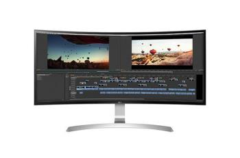 "LG 34"" 34UC99 Curved (1900R) 21:9 3440x1440 IPS 5ms HDMI/DP/USB Type-C"