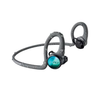 PLANTRONICS BACKBEAT FIT 2100 In-Ear Trådlös Grå