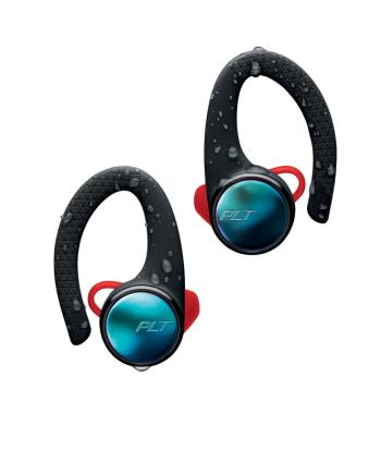 PLANTRONICS BACKBEAT FIT 3100 In-Ear True WirelessTrådlös Svart