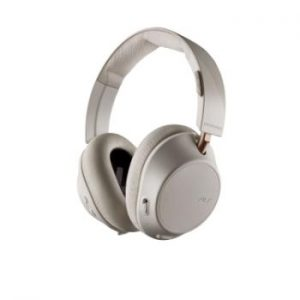 PLANTRONICS BACKBEAT GO 810 Over-Ear Trådlös ANC Vit