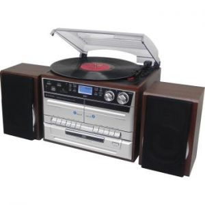 Soundmaster Stereo CD/Vinyl/Tape/Bluetooth