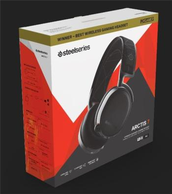 SteelSeries Arctis 7 (2019 Edition) Headset /Black 61505