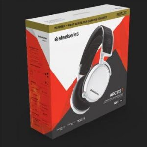 SteelSeries Arctis 7 (2019 Edition) Headset /White 61508