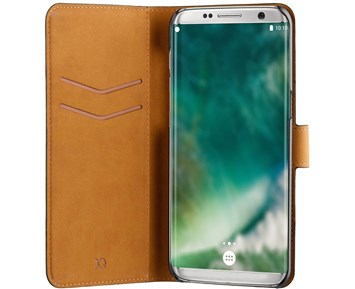 Xqisit Slim Wallet Selection Case Galaxy S8+