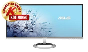 "Asus 29"" MX299Q Ultra-Wide AH-IPS 2560x1080 DVI/HDMI/DP 5ms Speaker 2x3W ICEpower"