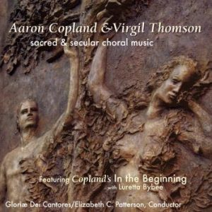 Copland / Thomson;Sacred & Secular Choral Music