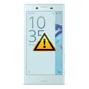 Sony Xperia X Compact Laddningskontakt Flex-kabel Reparation