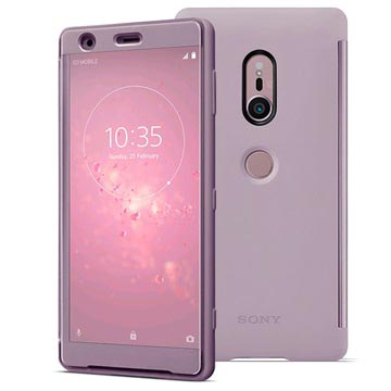 Sony Xperia XZ2 Style Cover Touch SCTH40 - Rosa