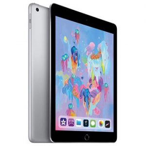 iPad 9.7 (2018) Wi-Fi - 128GB - Rymdgrå