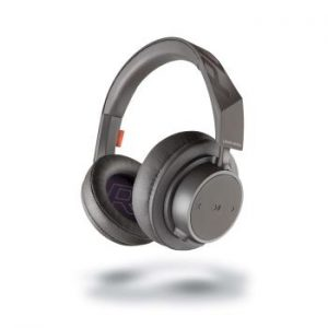 PLANTRONICS BACKBEAT GO 600 Over-Ear Trådlös Grey 211393-99