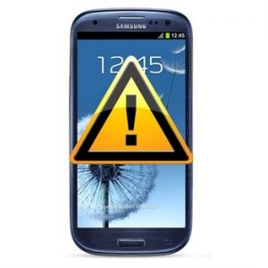 Samsung Galaxy S3 i9300 Power / Låsknapp Flex Kabel Reparation