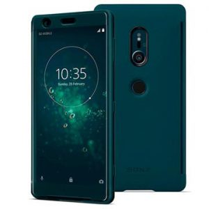 Sony Xperia XZ2 Style Cover Touch SCTH40 - Grön