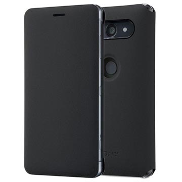 Sony Xperia XZ2 Compact Style Cover Stand SCSH50 - Svart
