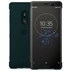 Sony Xperia XZ3 Style Cover Touch SCTH70 - Grön