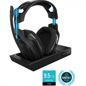 ASTRO - A50 Wireless + Base Station Gaming headset 7.1 PS4/PC