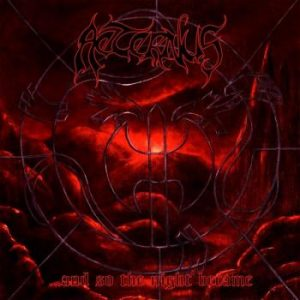 Aeternus;And So The Night Became (Red)