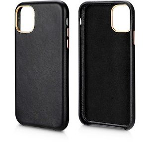 Andersson Genuine Leather Case Black for Apple iPhone 11 Pro Max