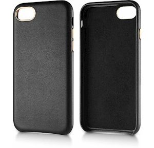 Andersson Genuine Leather Case Black for Apple iPhone 7/8
