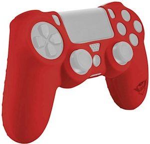 Trust GXT 744R Rubber Skin Red