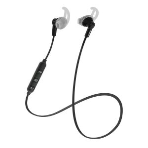 STREETZ Bluetooth Stay-in-ear Headset, Bluetooth 5, svart